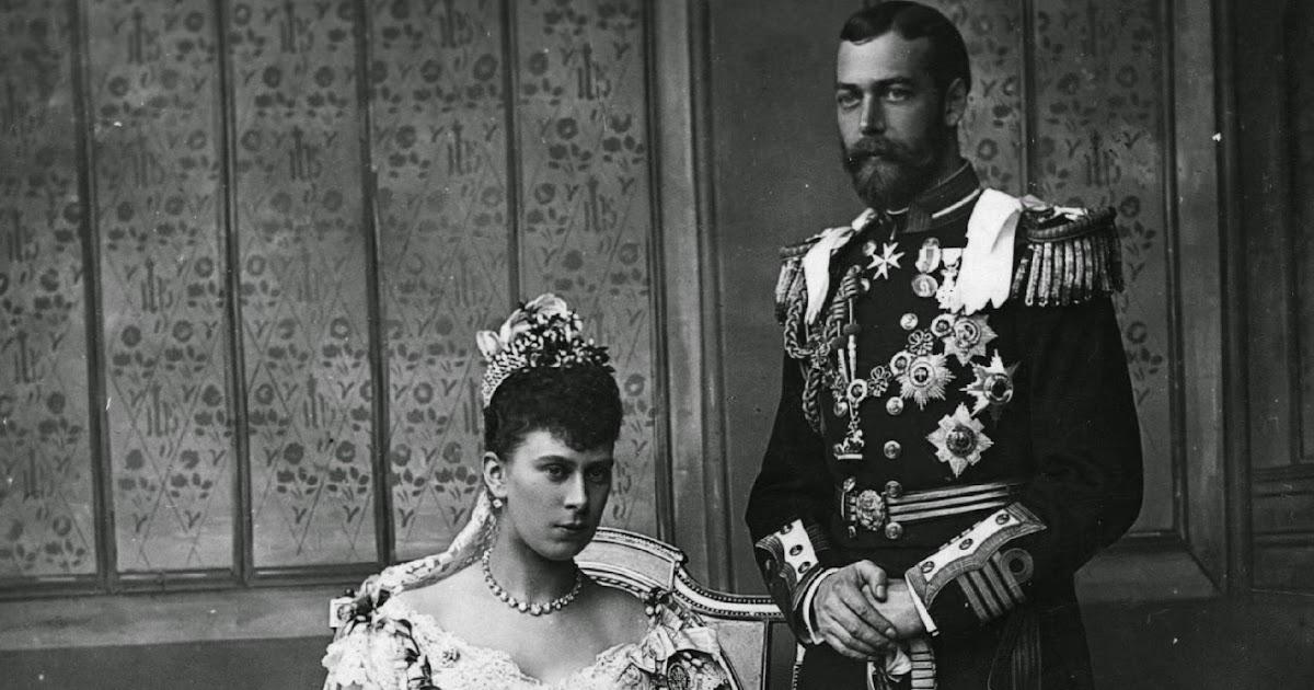 Princess May of Teck marries Prince George