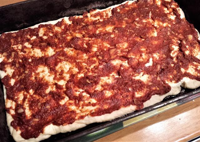 pizza domowa przepis