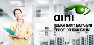 Informasi Karir di RS Mata AINI Prof Dr Isak Salim ( update 2 Maret 2016) Loker Perawat RS Mata AINI Prof Dr Isak Salim