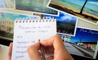 Como planejar sua viagem