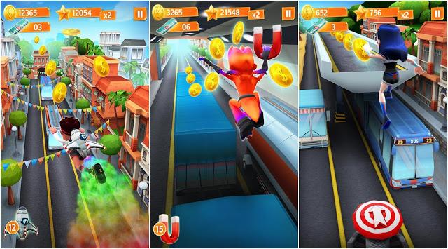 Game Bus Rush mod apk v1.0.15 (Unlimited Money) Terbaru