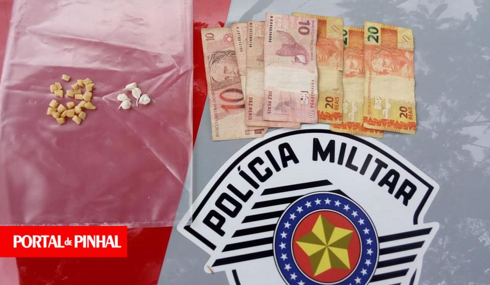 Após denuncia, mulher é presa acusada de tráfico de drogas no Jardim Monte Alegre
