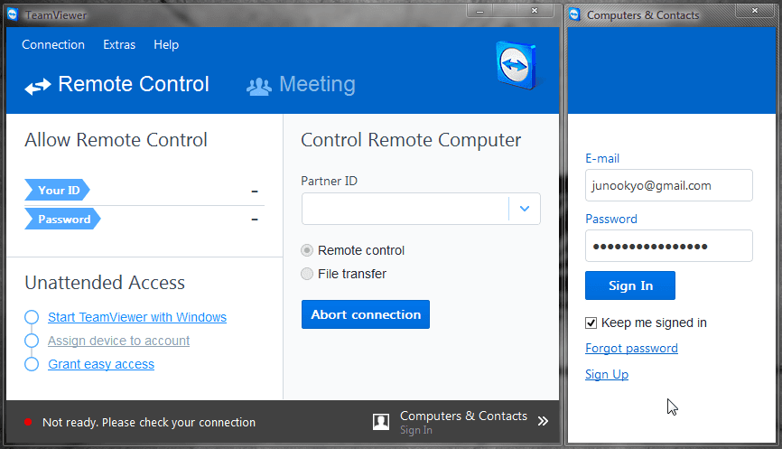remove-computer-contact-teamviewer