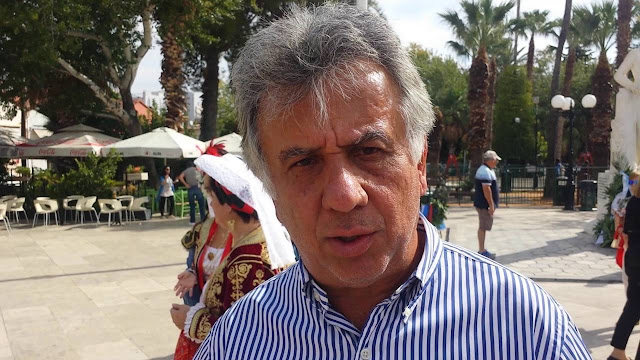 Γ. Γεωργόπουλος: Δήμαρχε Ερμιονίδας όσα γράφεις... σε φωτογραφίζουν απόλυτα