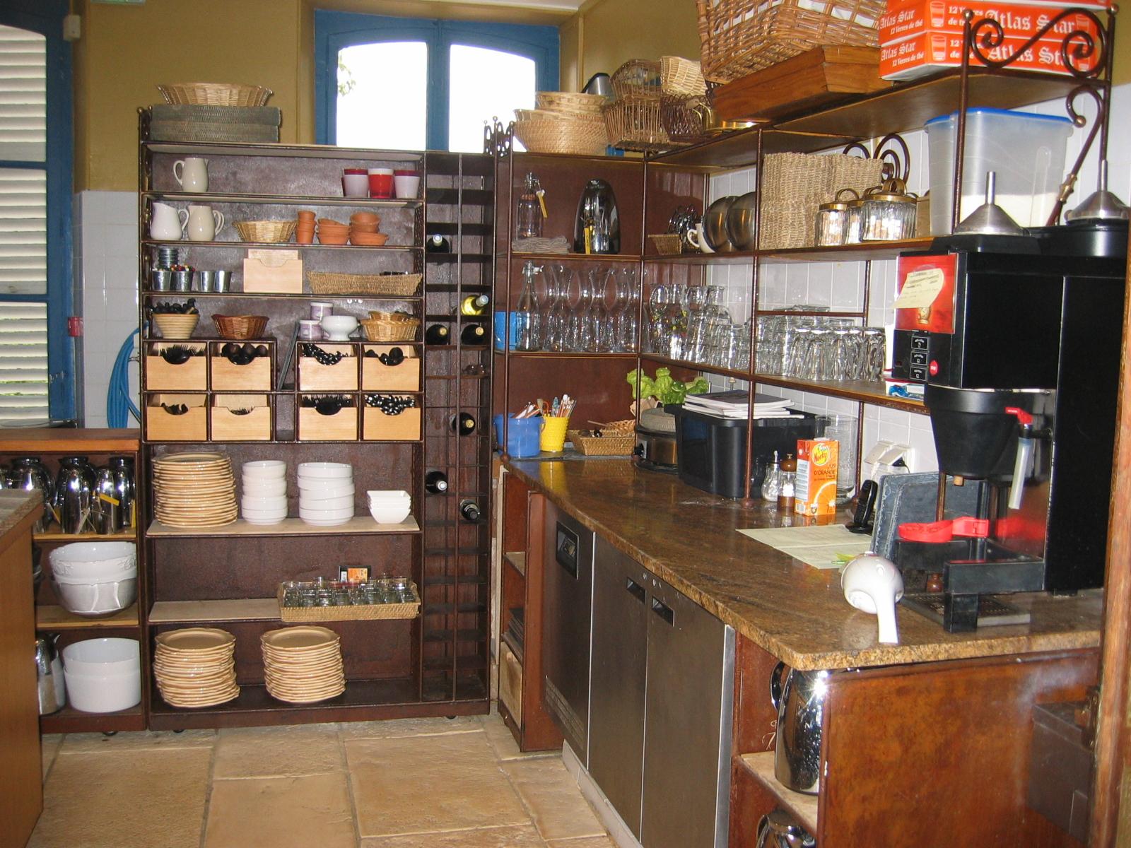 cuisine bois et fer wp74 jornalagora. Black Bedroom Furniture Sets. Home Design Ideas