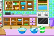 لعبة المطبخ
