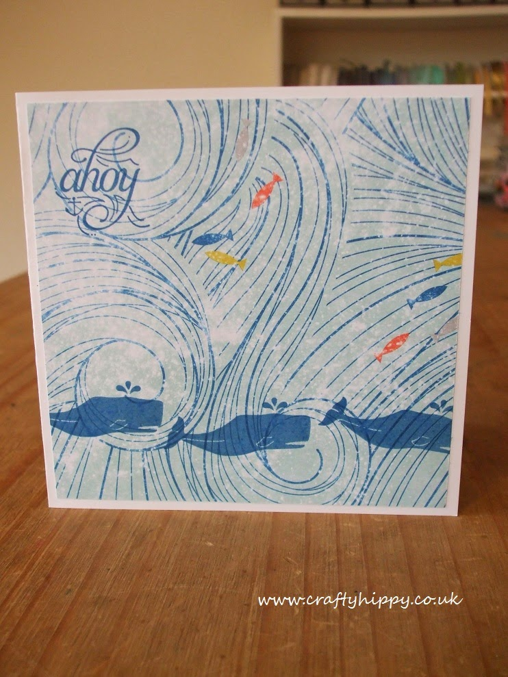 High Tide, Hello, Sailor, Stampin' Up!