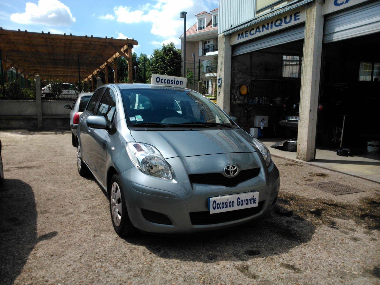 Retroviseur Exterieur Toyota Yaris Toyota Yaris Ii 100 Wt I Confort Stop And Start Voiture