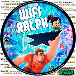 GALLETA -WIFI RALPH - RALPH BREAKS INTERNET - 2018
