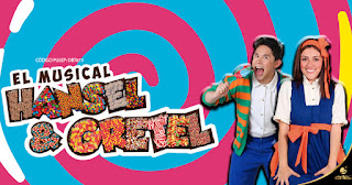 Musical HANSEL Y GRETEL POS 2019