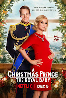 A Christmas Prince: The Royal Baby (2019) Dual Audio [Hindi-DD5.1] 720p HDRip ESubs Download