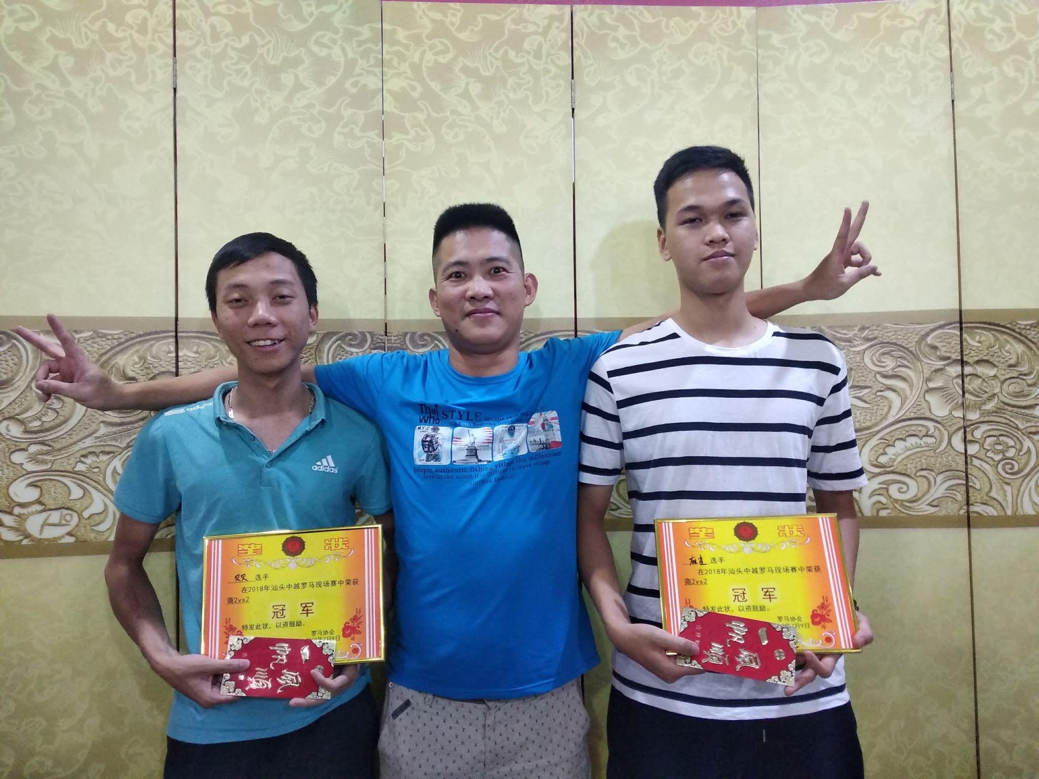 AoE Trung Việt 2018