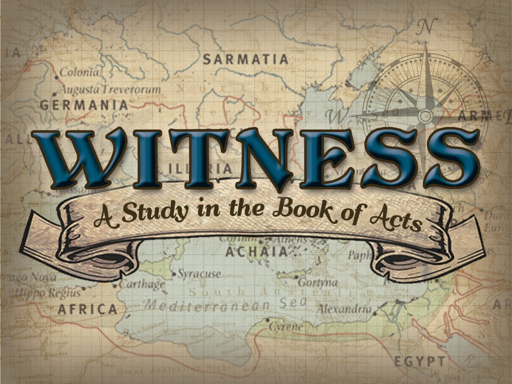 Wonder Amp Awe Wonder And Awe In The Book Of Acts