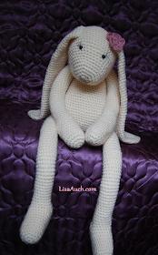 free crochet Bunny Patterns crochet Easter Patterns