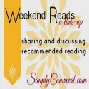 http://www.simplyconvivial.com/2014/weekend-reads-a-link-up#.Uu1iPbS4tEI