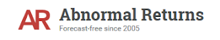 Abnormal Returns blog logo icon