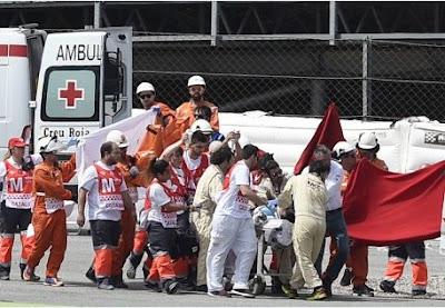 Luis Salom Meninggal dalam Kelecakaan di FP Moto2 Catalunya