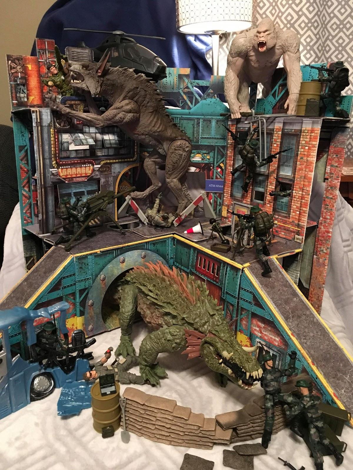 The Terrible Toyman Rampage