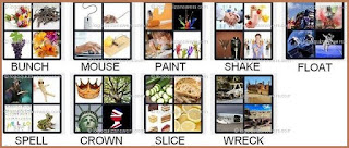 four pic one word 7 letters