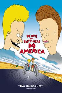 Beavis and Butthead Do America | 3gp/Mp4/DVDRip Latino HD Mega