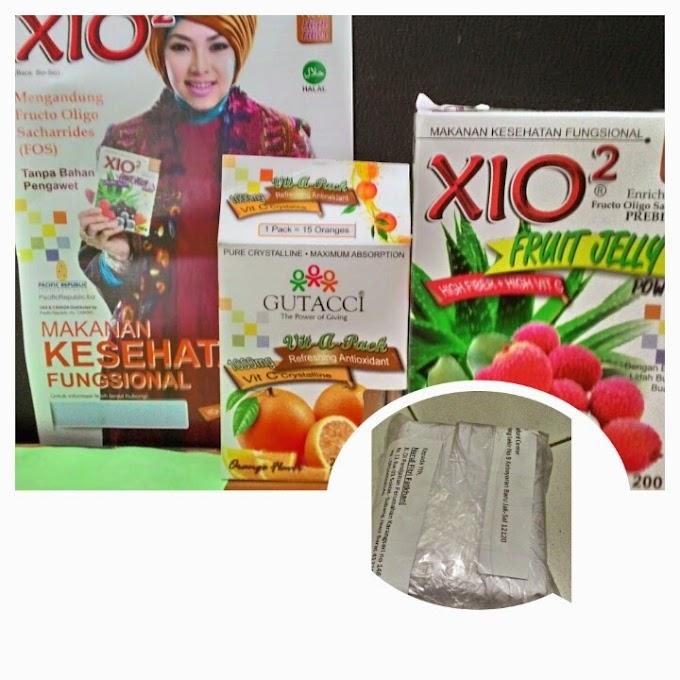 Sehat Dengan Xio2 dan Gutacci