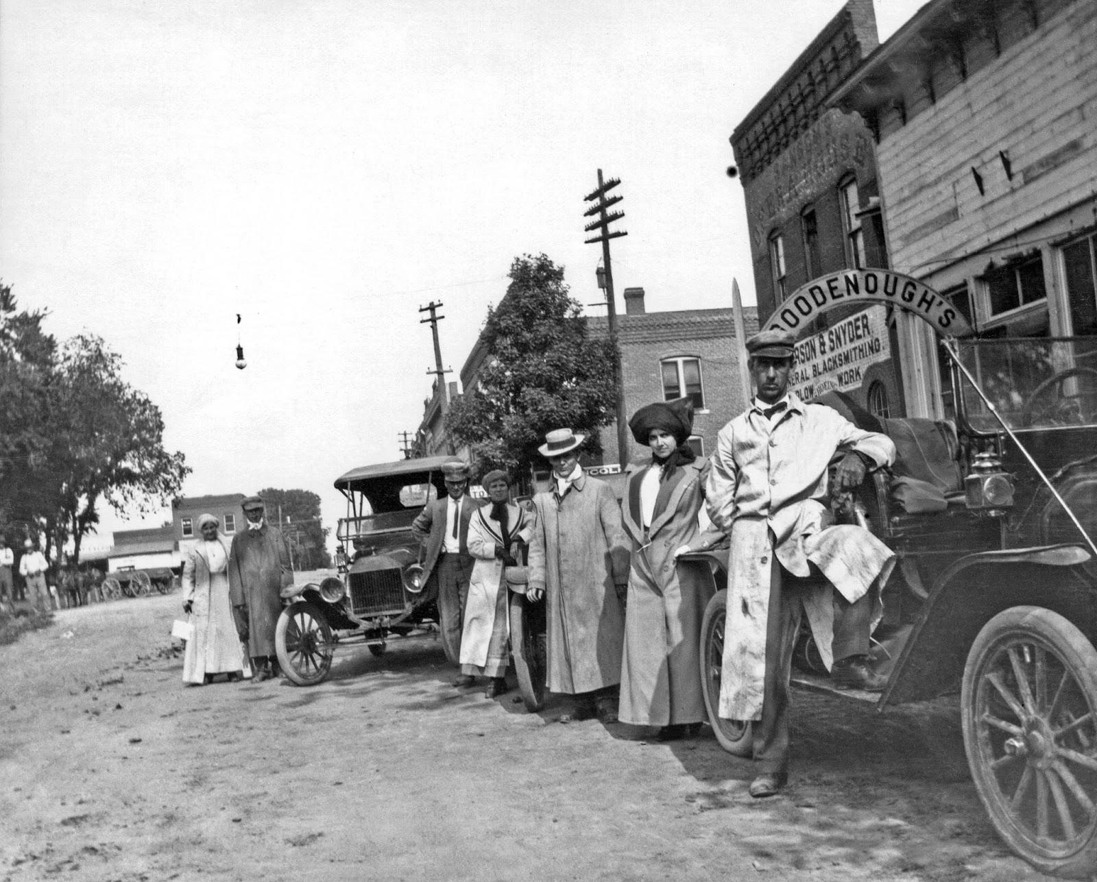 History in Photos: Vintage Missouri