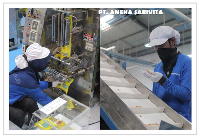 Lowongan Kerja SMA SMK D3 S1 PT. Aneka Sarivita, Jobs: Operator Produksi, Electrician Engineering.