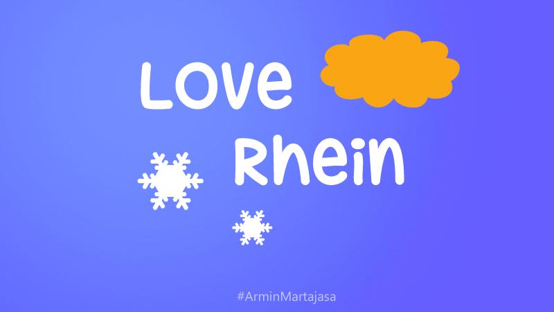 Love Rhein