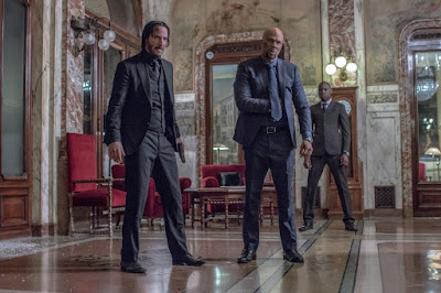 Keanu Reeves and Common in John Wick Chapter 2 (8)