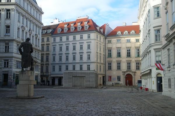 vienne innere stadt judenplatz mémorial musée juif