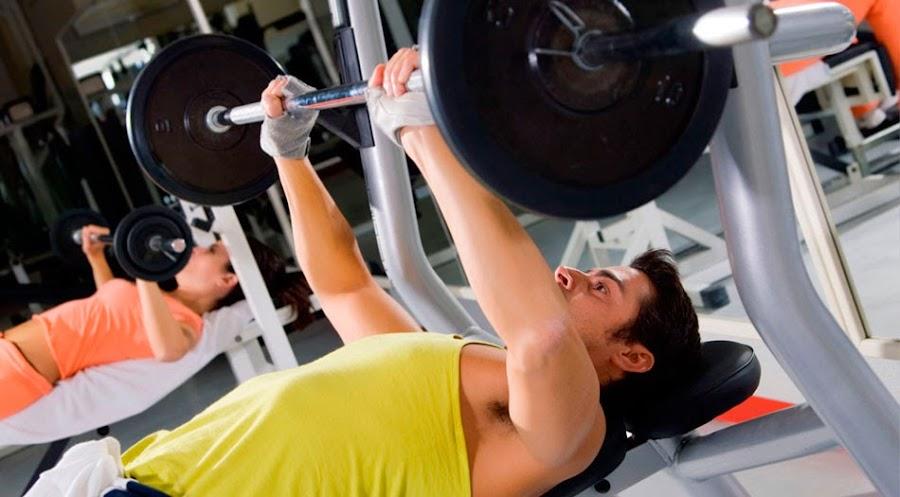 Hay que hacer un uso correcto de los aparatos de musculación