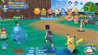 Pokemon RPG Game Android