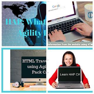 HTML Agility Pack