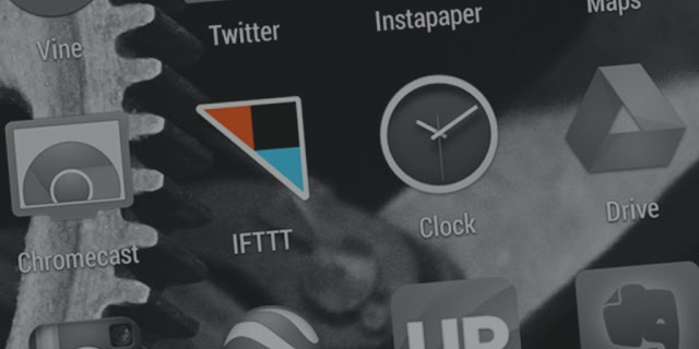 how to create an applet in ifttt