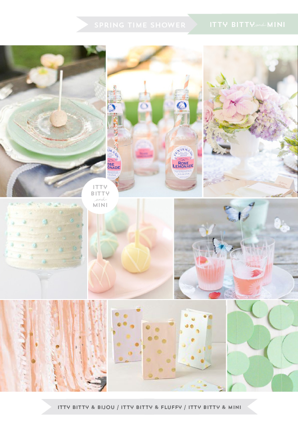 Baby Shower Colors For Girl