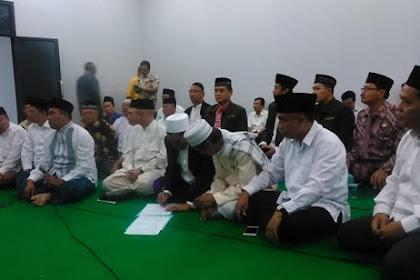 Gus Sholah & Para Kyai di Jombang Berkumpul Dukung Keputusan MUI dan Meminta Ahok Segera Diproses Hukum