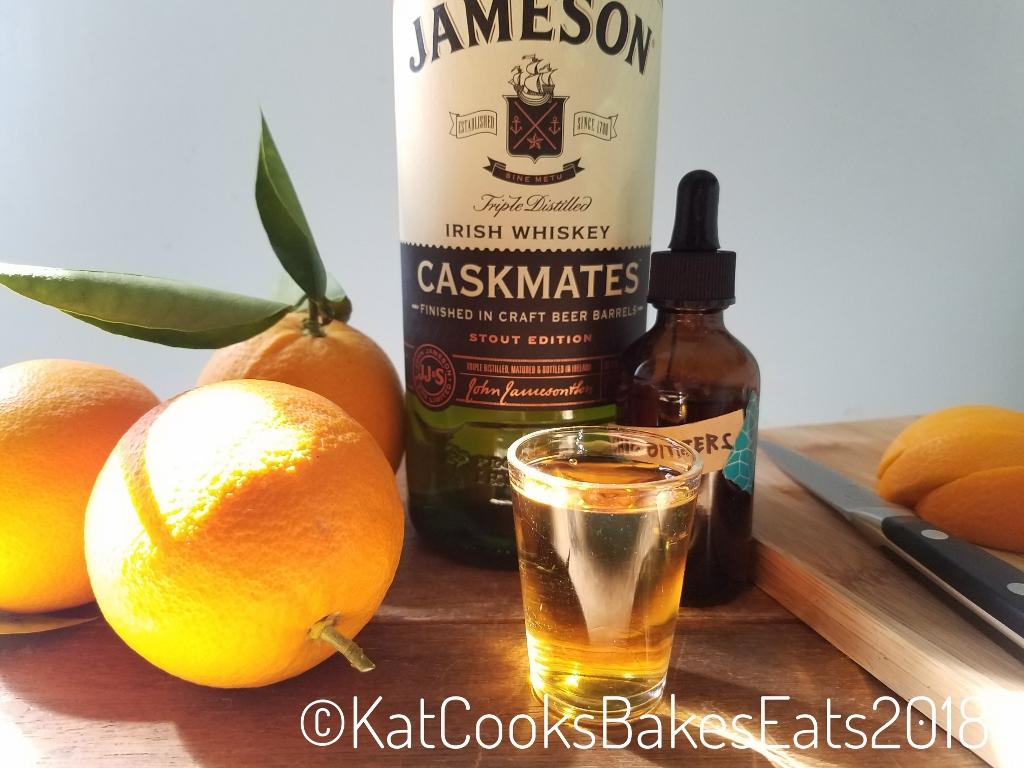 Jameson Whiskey Chocolate Cake