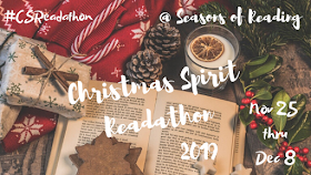 Christmas Spirit Readathon 2019