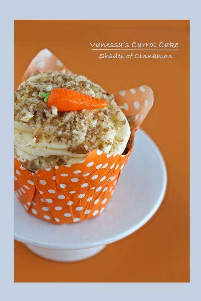 Carrot Cake Pecan Nuts Recipe