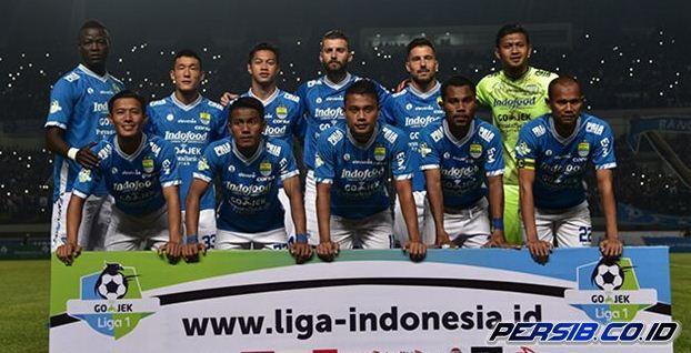 Persib Bandung Bawa 19 Pemain ke Markas PSMS Medan