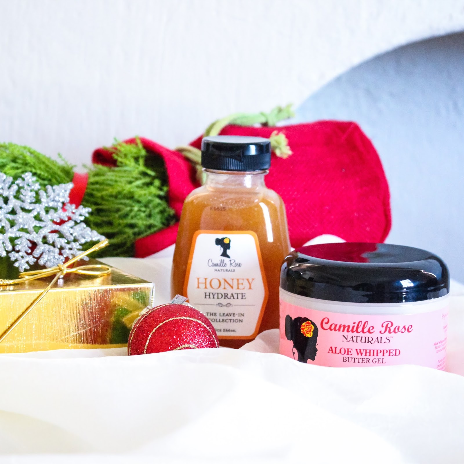 5 Natural Hair Styles To Sleigh The Holiday Season With Camille Rose Naturals