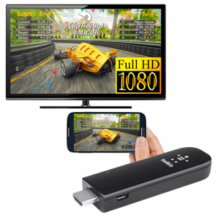 Adaptador video Miracast Belkin