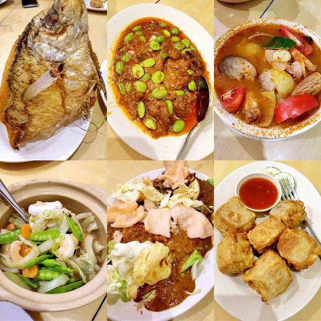 Restaurant Aneka Sari - Tempat Makan di Jakarta