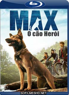 Baixar Max: O Cão Herói Dublado Torrent