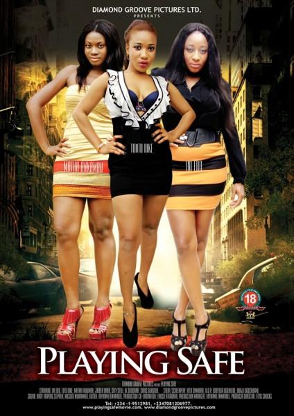 playing safe nigerian  movie