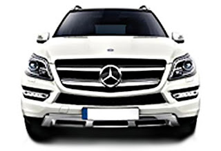 Mercedes Benz GL Class 350