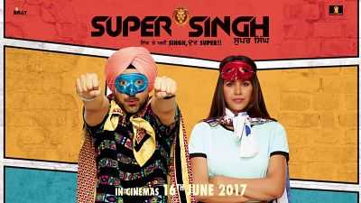 Super Singh 2017 Punjabi Full Movie Download DVDCAM