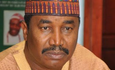 I'm not on the run- Ex-Katsina state governor Ibrahim Shema declared wanted by the EFCC says