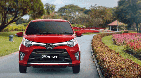 Harga Toyota Calya Paket Kredit Promo Dp Murah 15 Juta Terbaru 2018