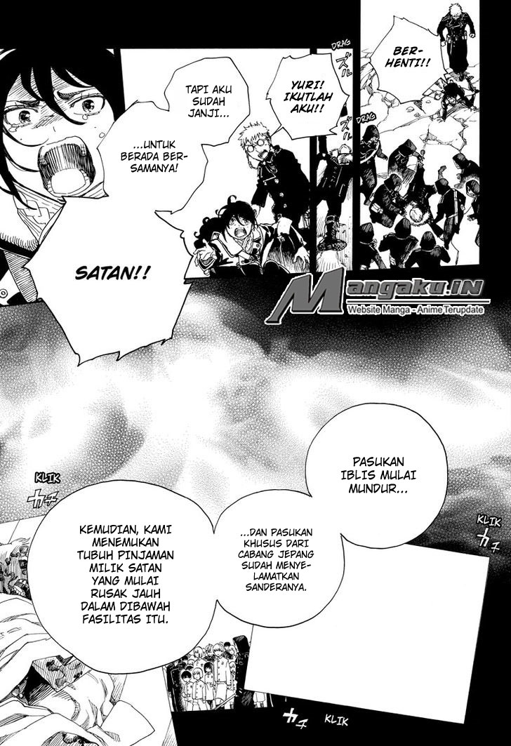 Ao no Exorcist Chapter 108-16